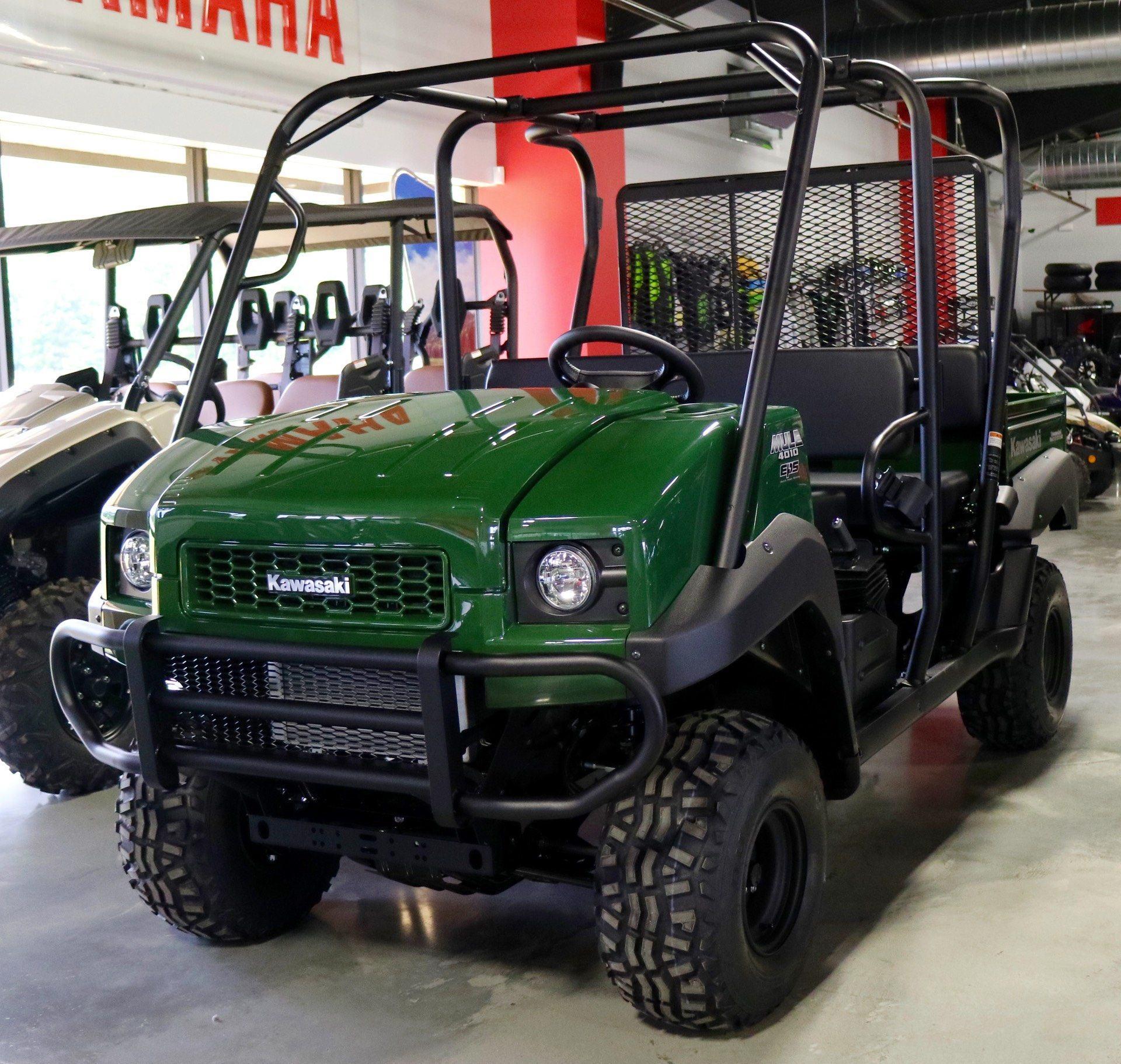 2018 Mule 4010 Trans4x4