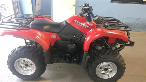 2004 Yamaha Grizzly® 660 Auto. 4x4 in Bessemer, Alabama