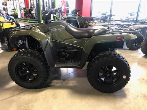 2019 Suzuki KingQuad 750AXi in Bessemer, Alabama - Photo 1