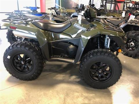 2019 Suzuki KingQuad 750AXi in Bessemer, Alabama - Photo 2
