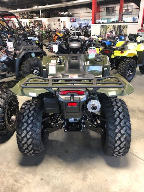 2019 Suzuki KingQuad 750AXi in Bessemer, Alabama - Photo 3