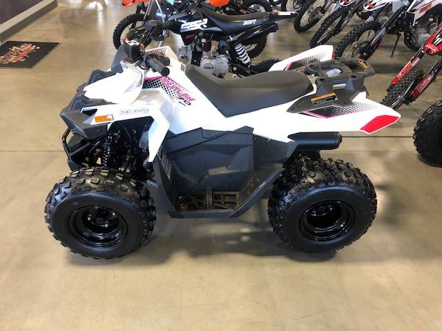 2021 Polaris Outlaw 70 EFI in Bessemer, Alabama - Photo 1