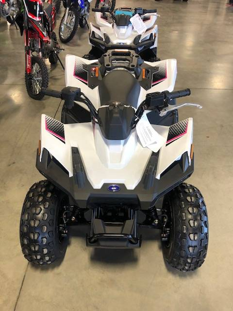 2021 Polaris Outlaw 70 EFI in Bessemer, Alabama - Photo 5