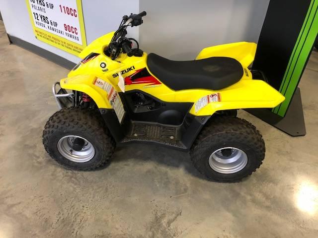 2018 QuadSport Z50