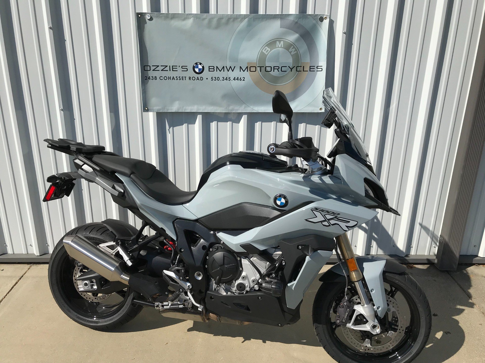 2020 BMW S 1000 XR in Chico, California - Photo 1