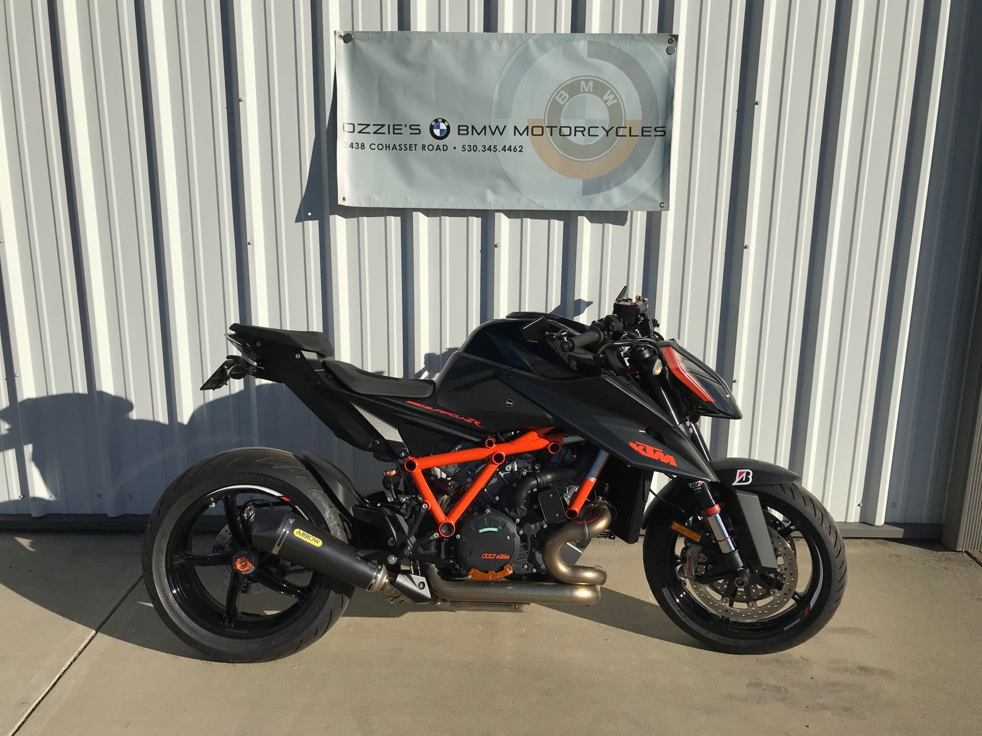 2020 KTM 1290 Super Duke R in Chico, California - Photo 1