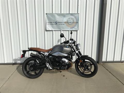 2017 BMW R nine T Scrambler in Chico, California