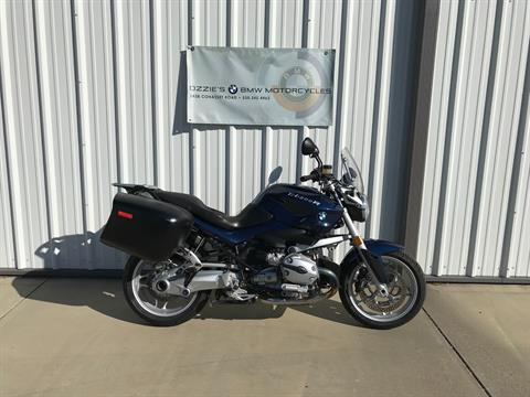 2010 BMW R 1200 R in Chico, California