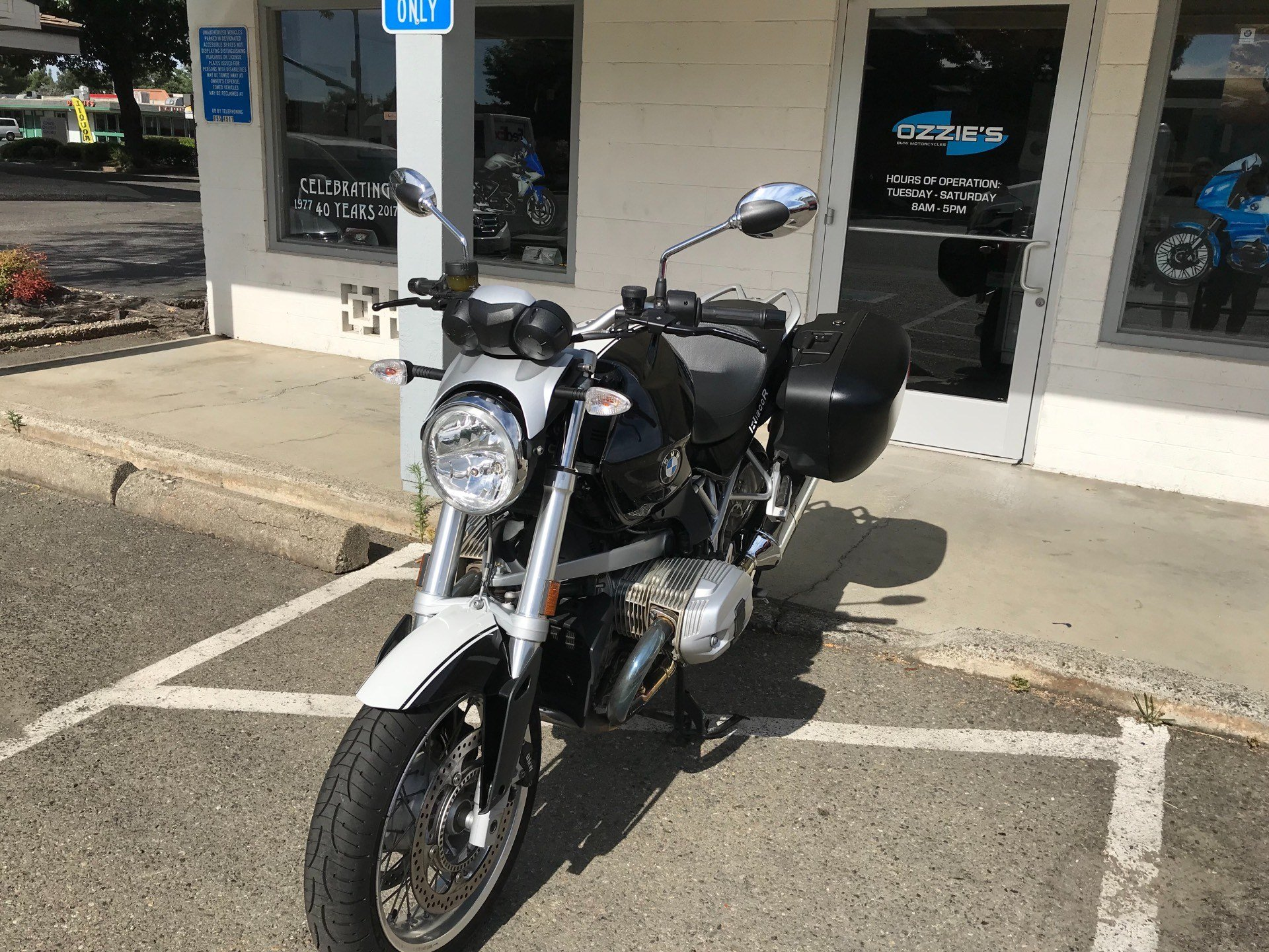2012 BMW R 1200 R in Chico, California - Photo 1