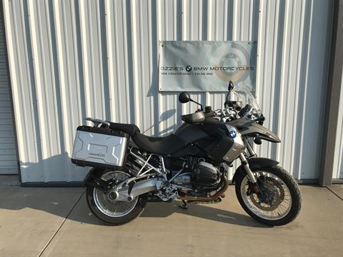 2010 BMW R 1200 GS in Chico, California - Photo 1