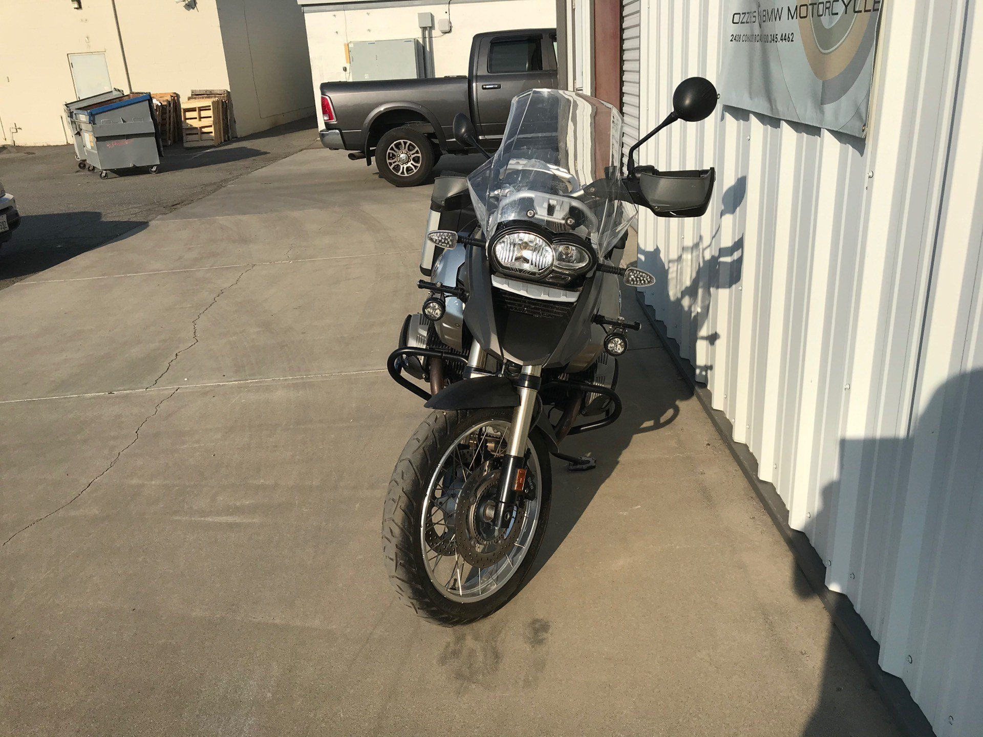 2010 BMW R 1200 GS in Chico, California - Photo 3