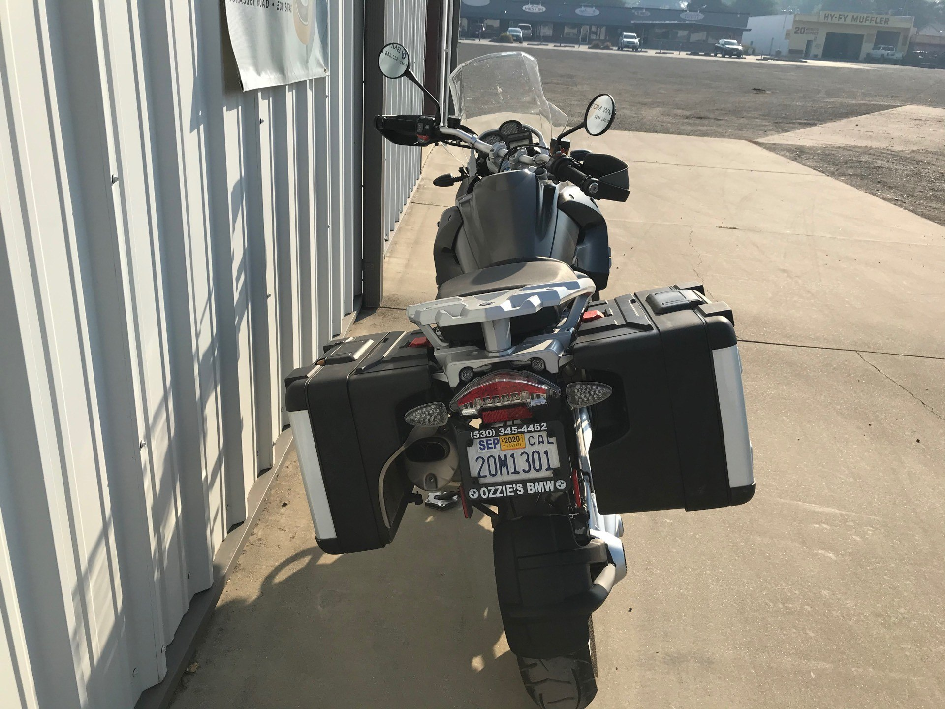 2010 BMW R 1200 GS in Chico, California - Photo 4