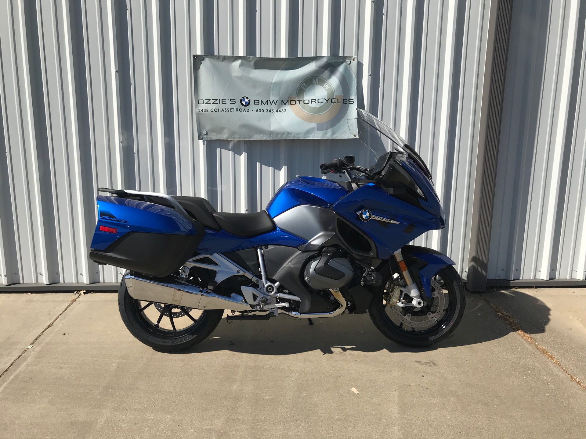 2021 BMW R 1250 RT in Chico, California - Photo 1