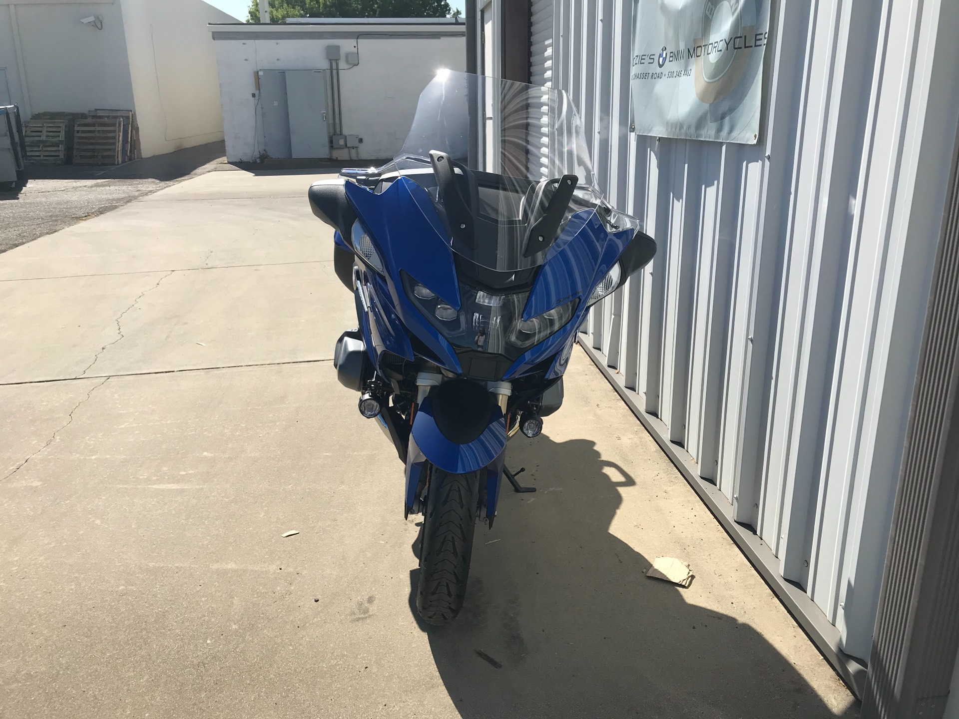 2021 BMW R 1250 RT in Chico, California - Photo 2