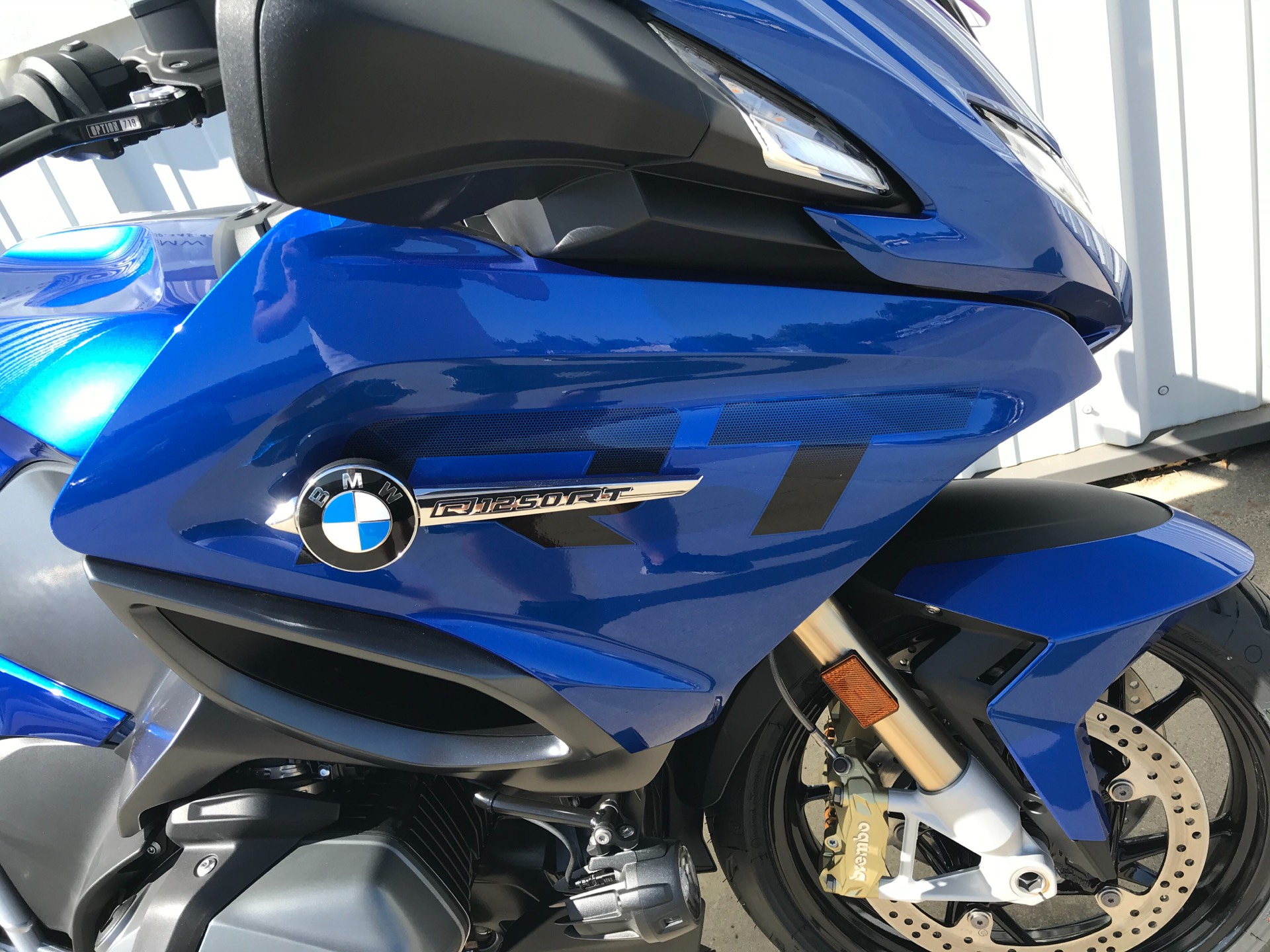 2021 BMW R 1250 RT in Chico, California - Photo 3