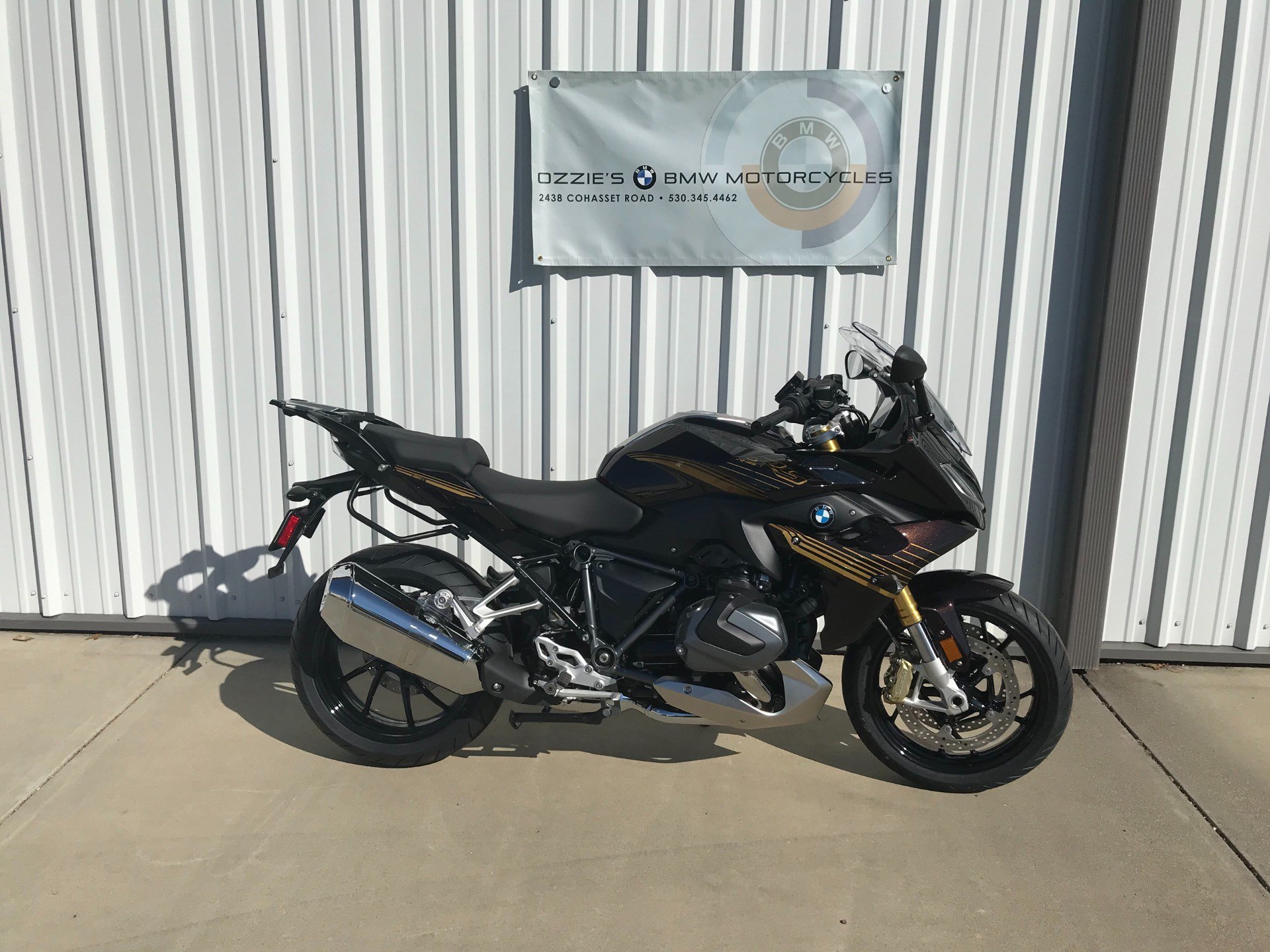 2020 BMW R 1250 RS in Chico, California - Photo 1