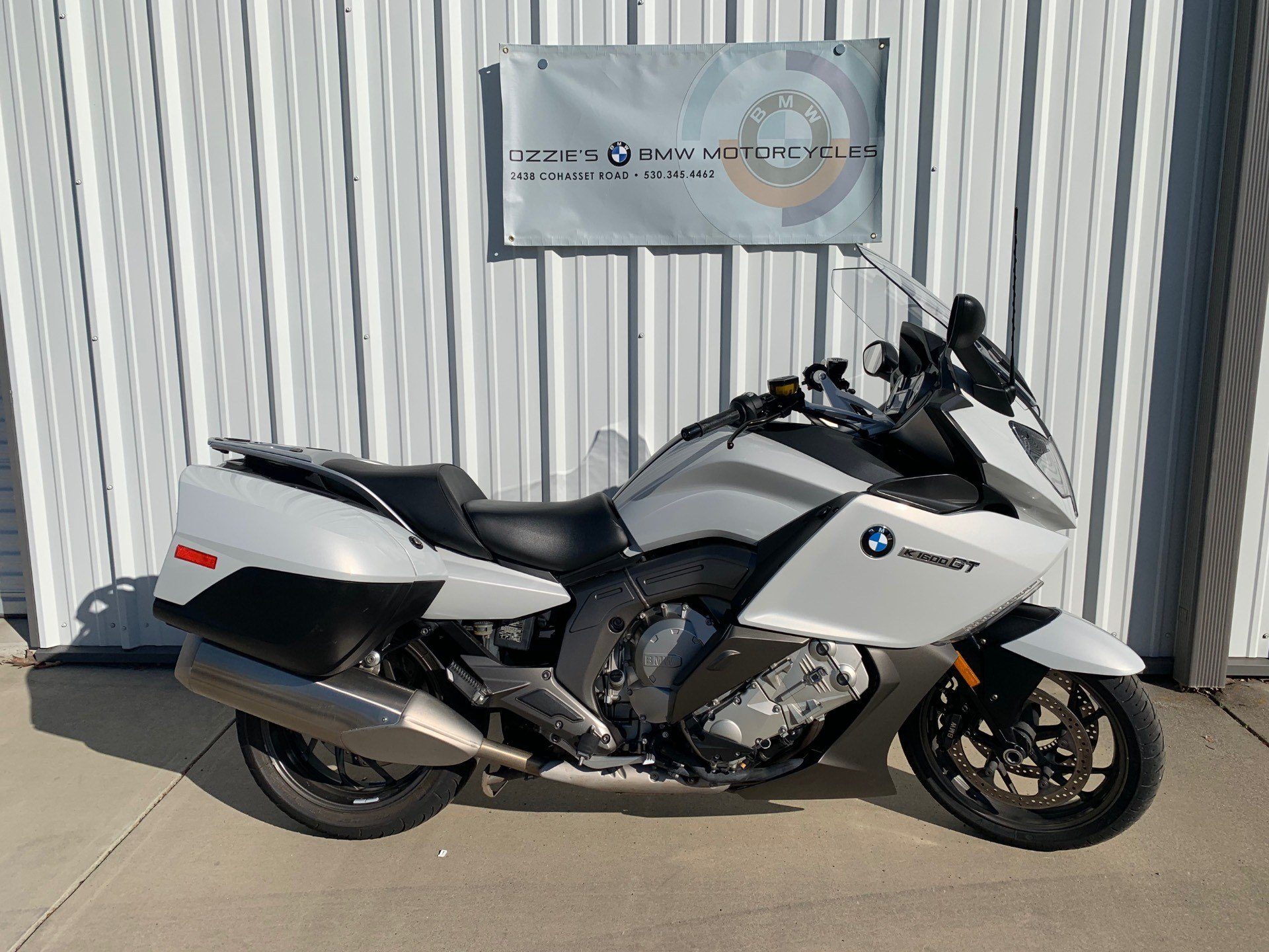 2012 BMW K 1600 GT in Chico, California - Photo 1