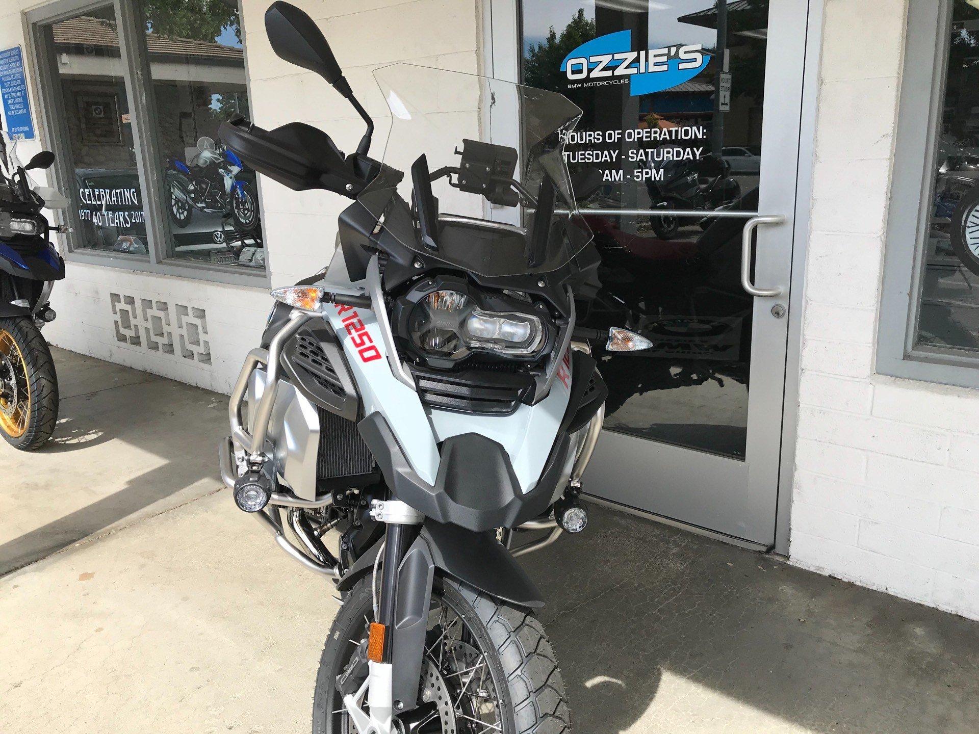 2019 BMW R 1250 GS Adventure in Chico, California