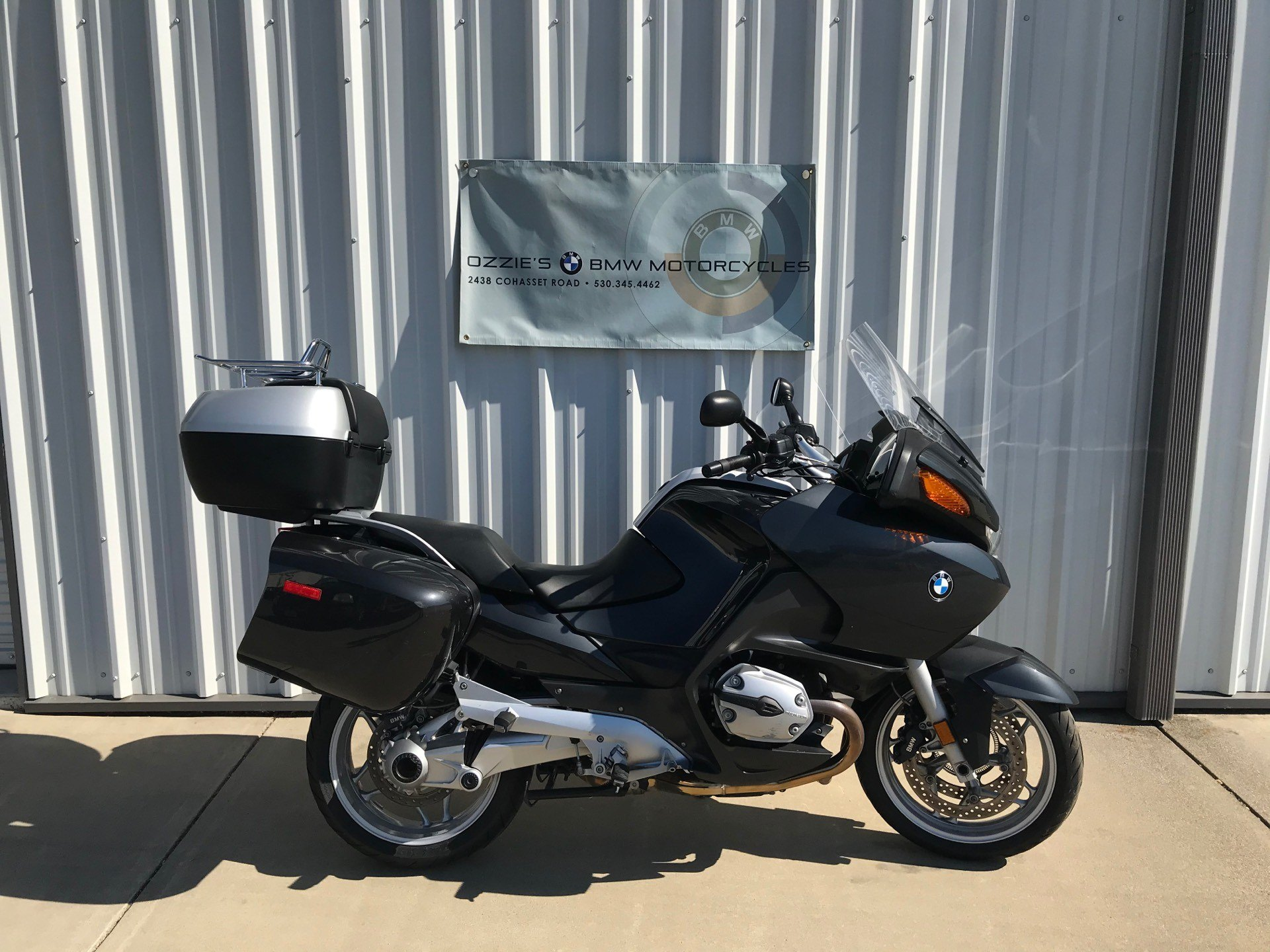 2006 BMW R 1200 RT in Chico, California - Photo 1