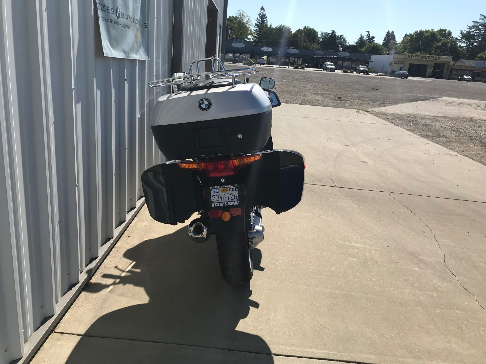 2006 BMW R 1200 RT in Chico, California - Photo 2