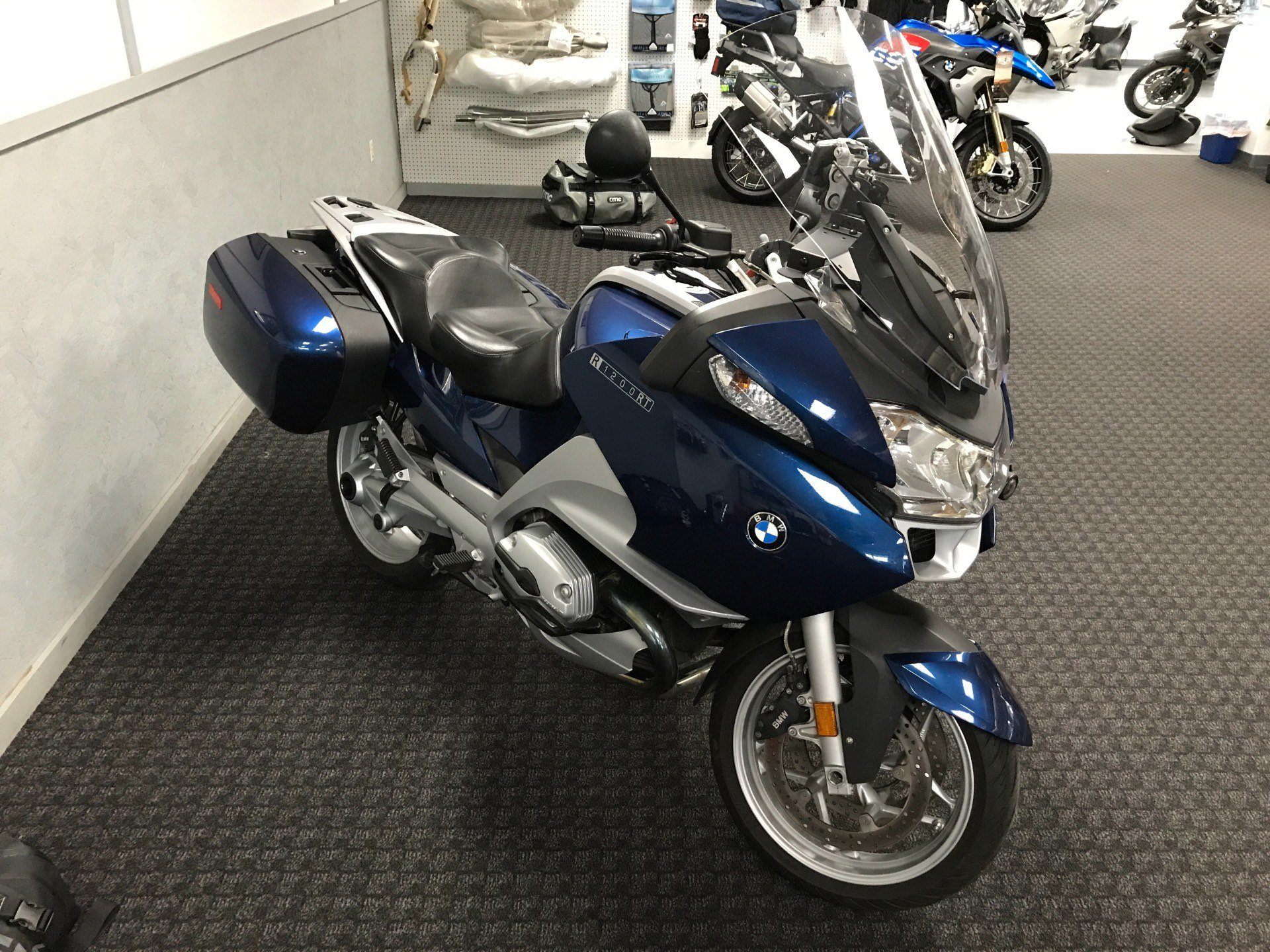 2008 BMW R 1200 RT  in Chico, California