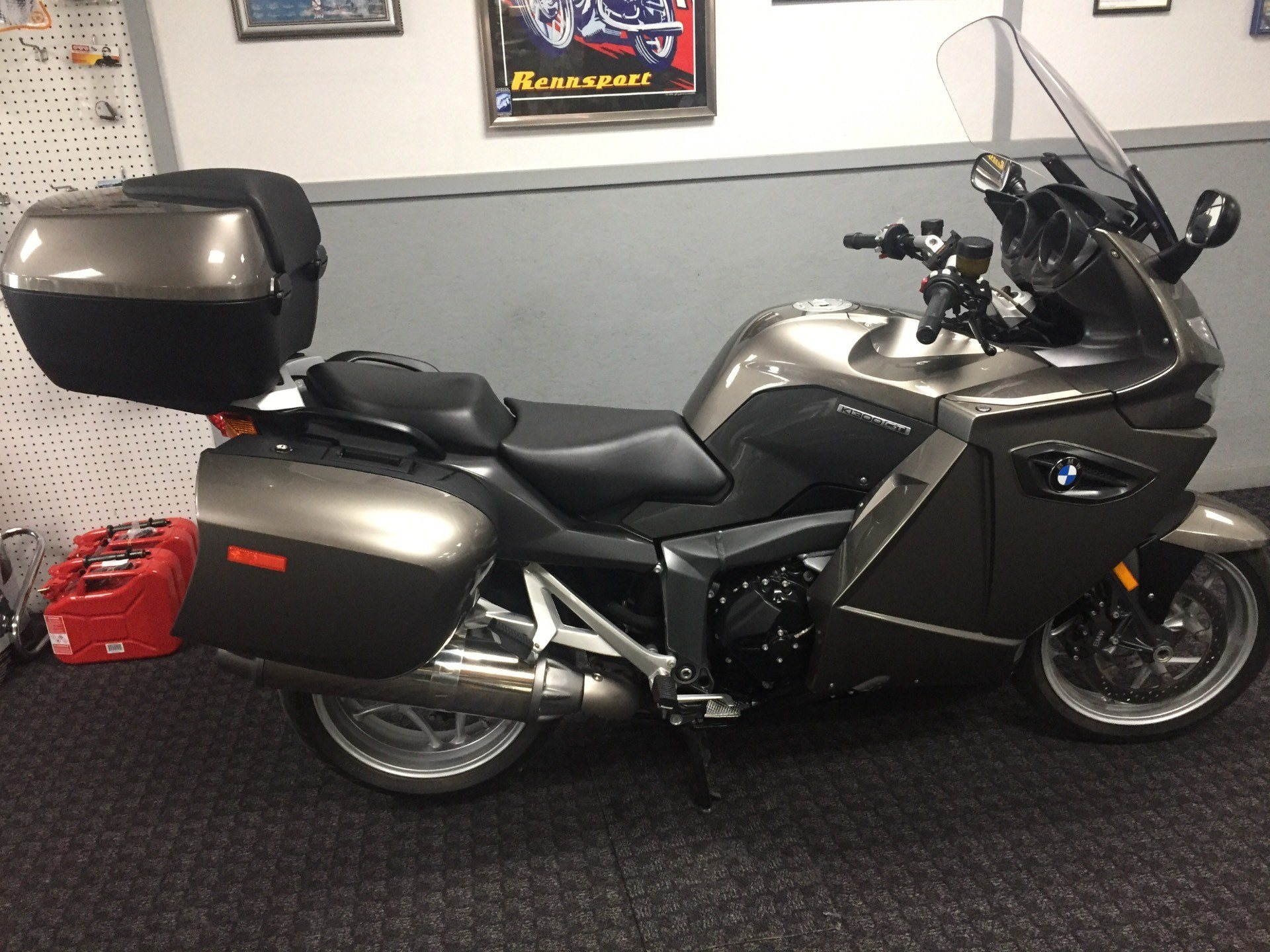 2009 BMW K 1300 GT in Chico, California