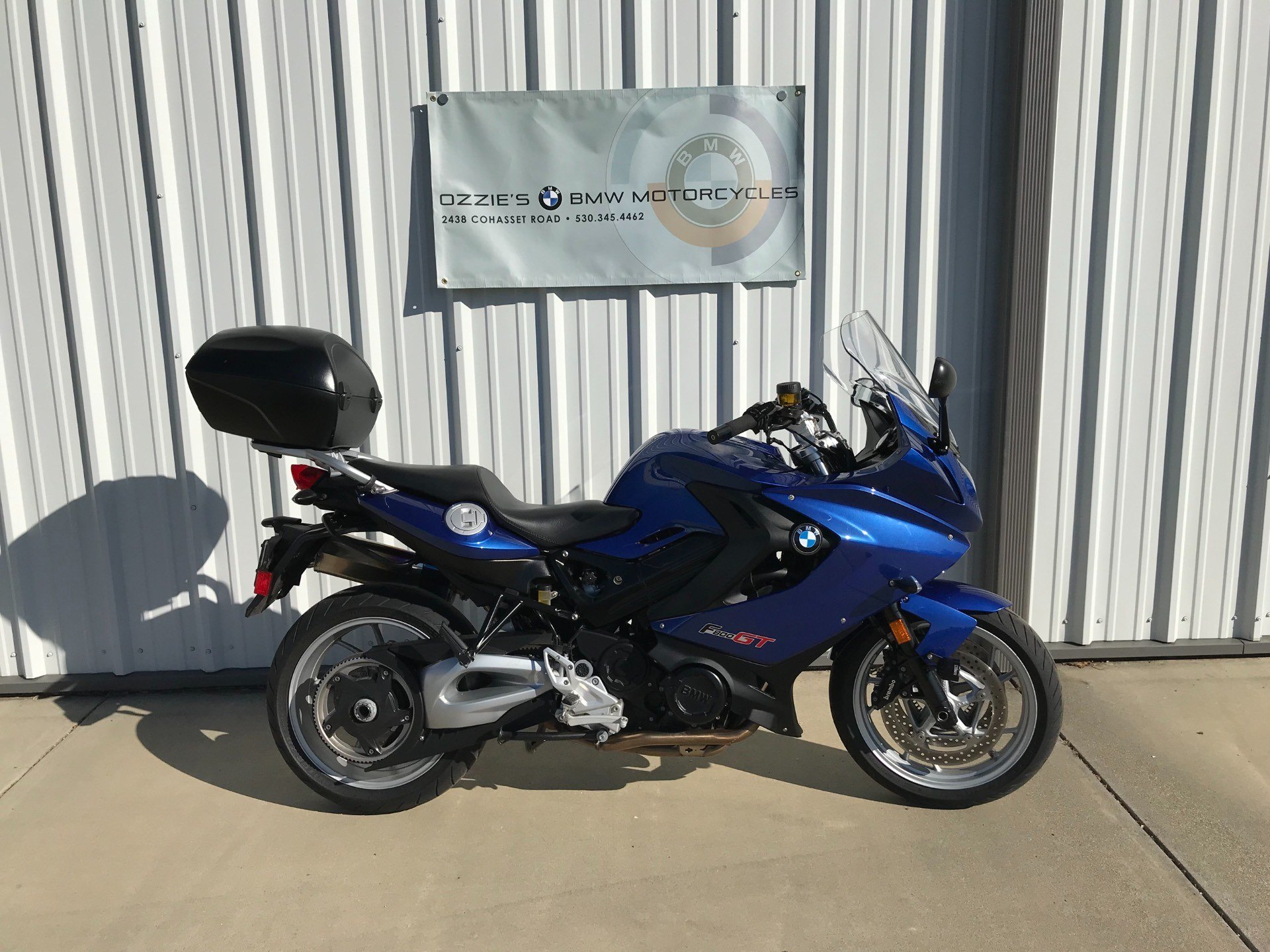2016 BMW F 800 GT in Chico, California - Photo 1