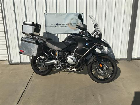 2012 BMW R 1200 GS Adventure in Chico, California - Photo 1