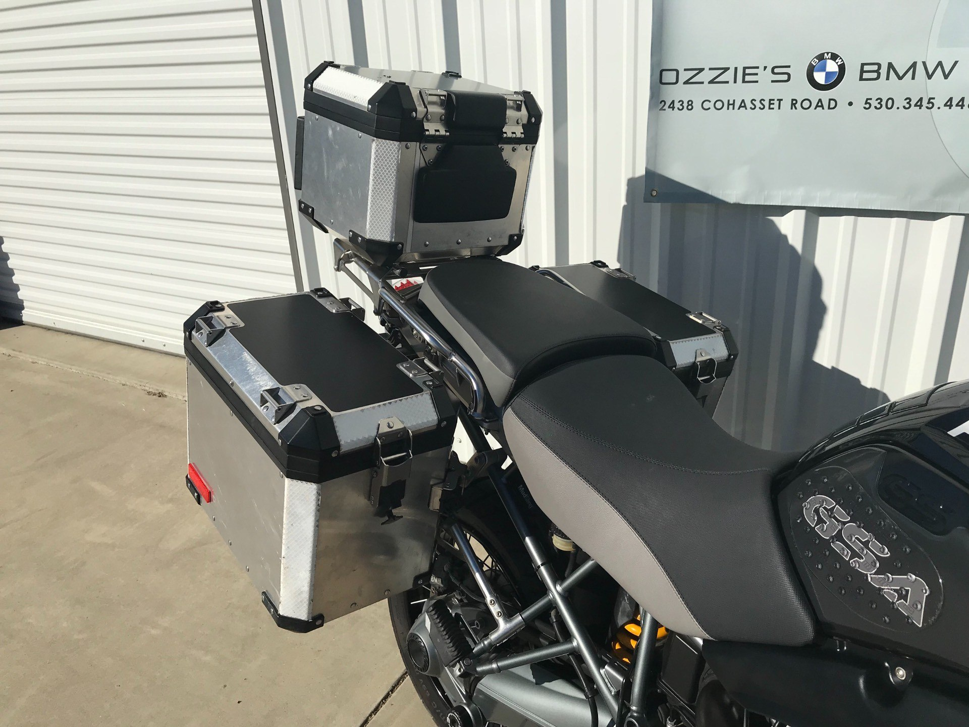 2012 BMW R 1200 GS Adventure in Chico, California - Photo 3