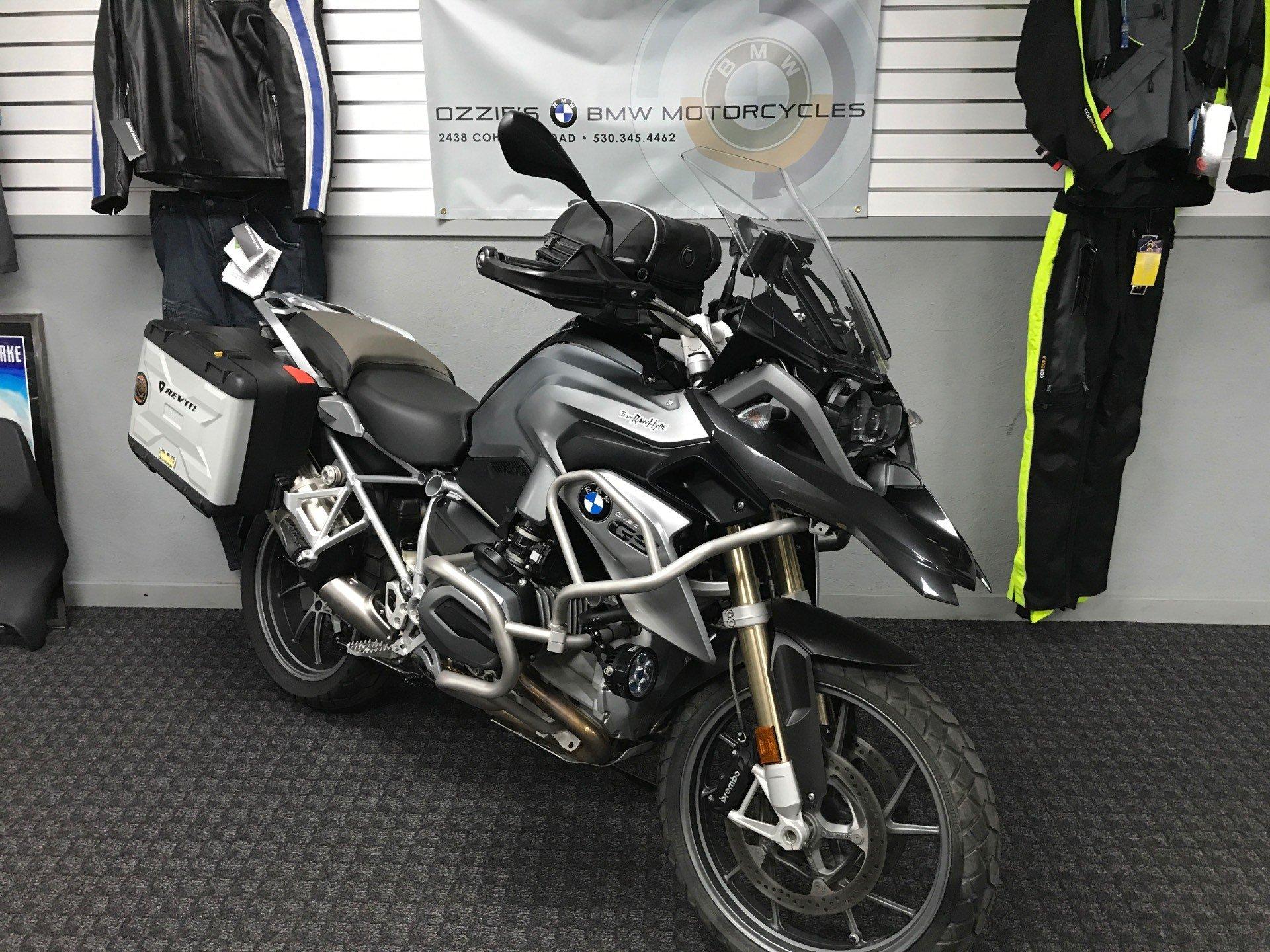 2013 BMW R 1200 GS 4