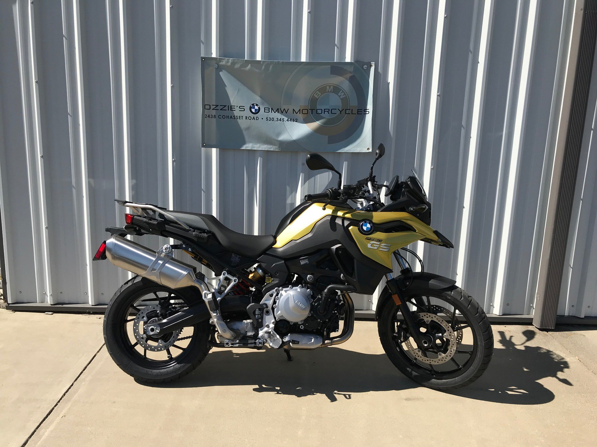 2020 BMW F 750 GS in Chico, California - Photo 1