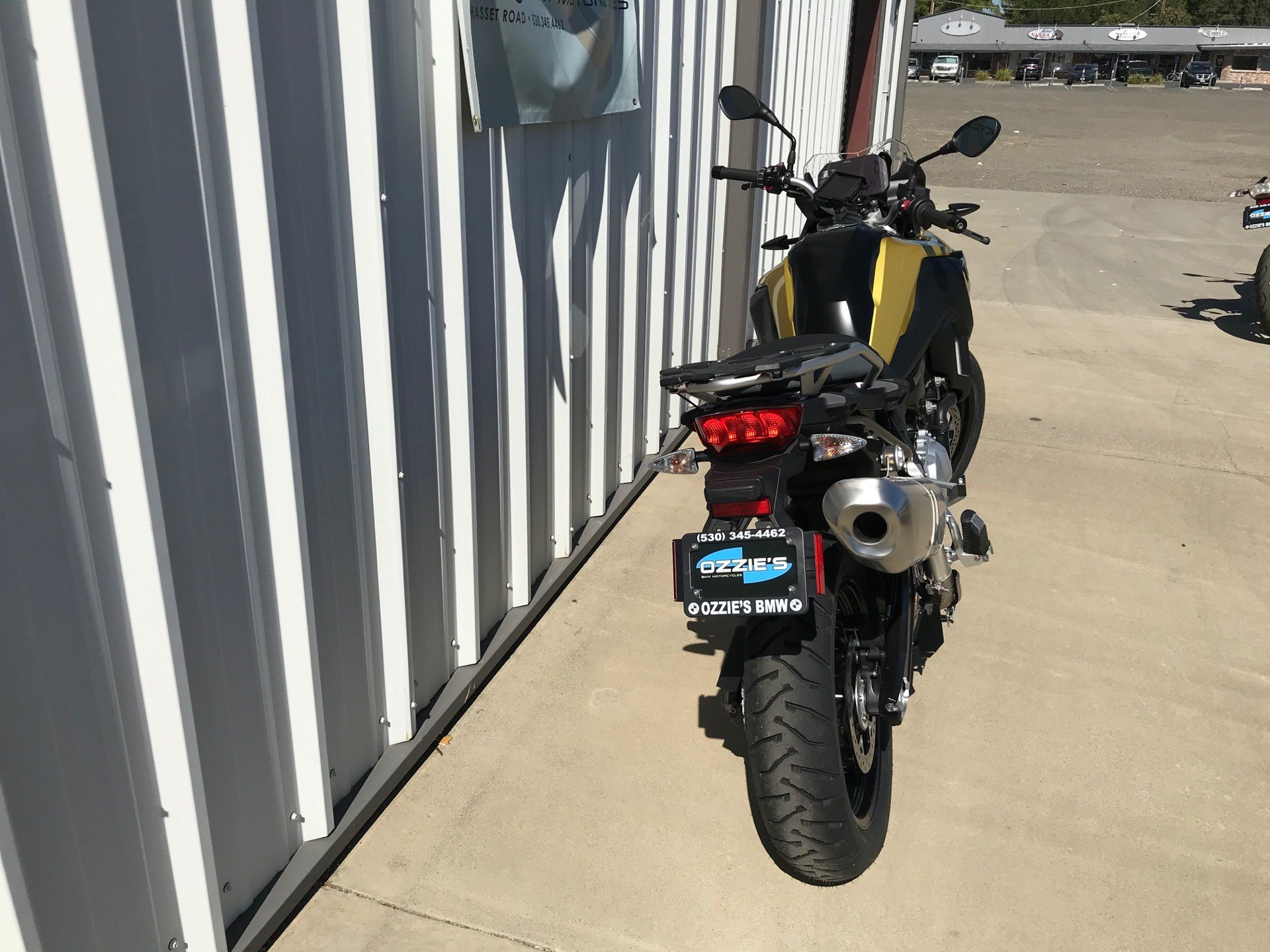 2020 BMW F 750 GS in Chico, California - Photo 3