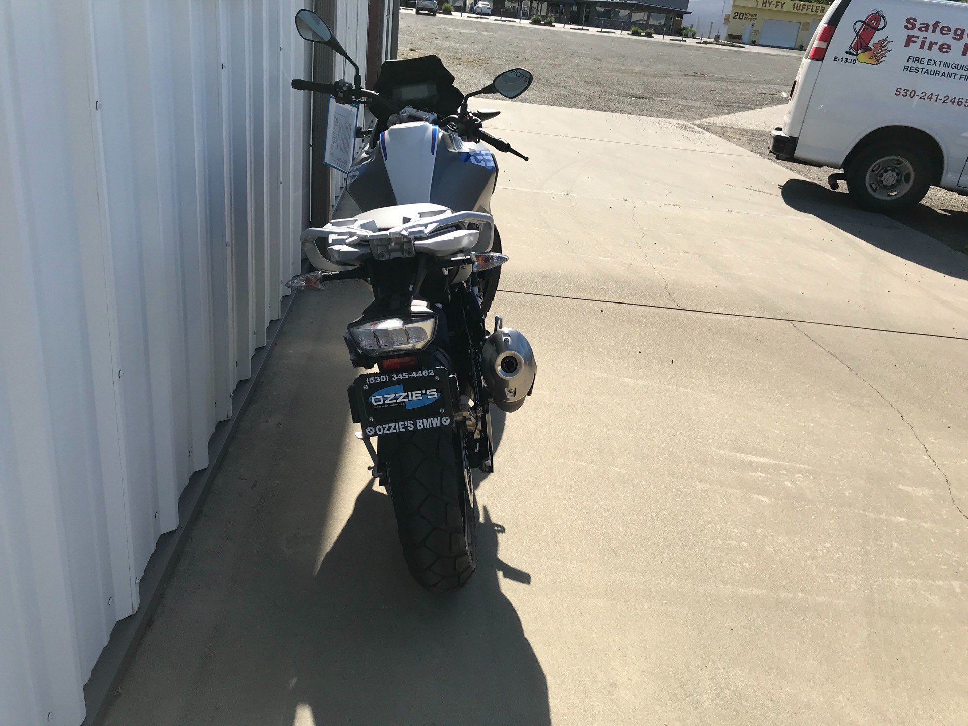 2019 BMW G 310 GS in Chico, California - Photo 2