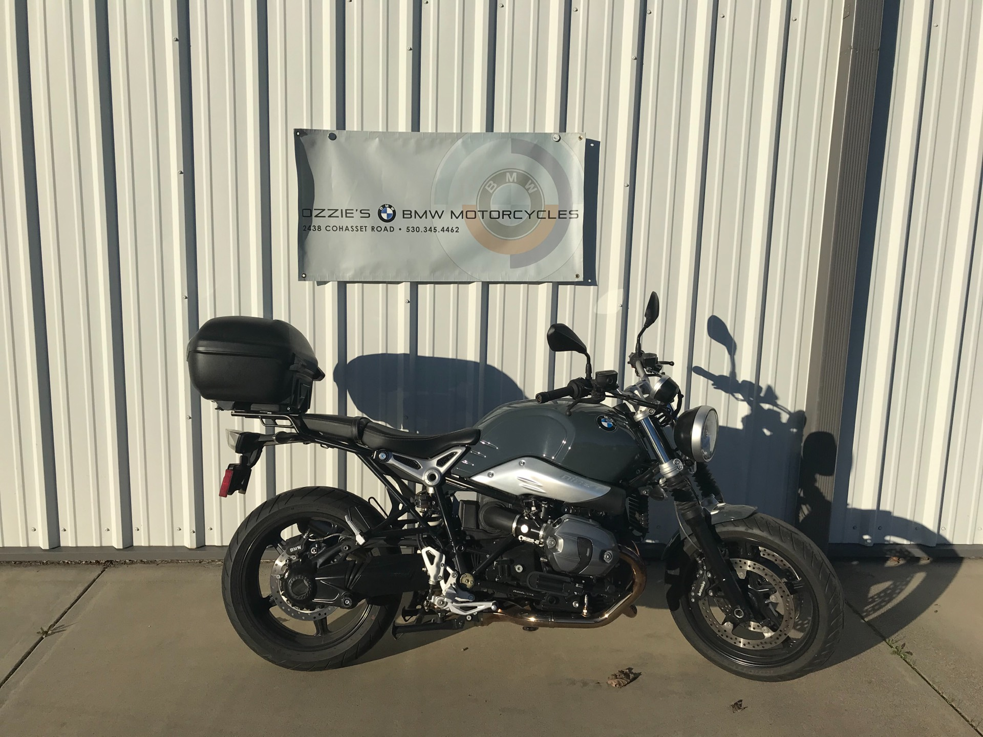 2020 BMW R nineT Pure in Chico, California - Photo 1