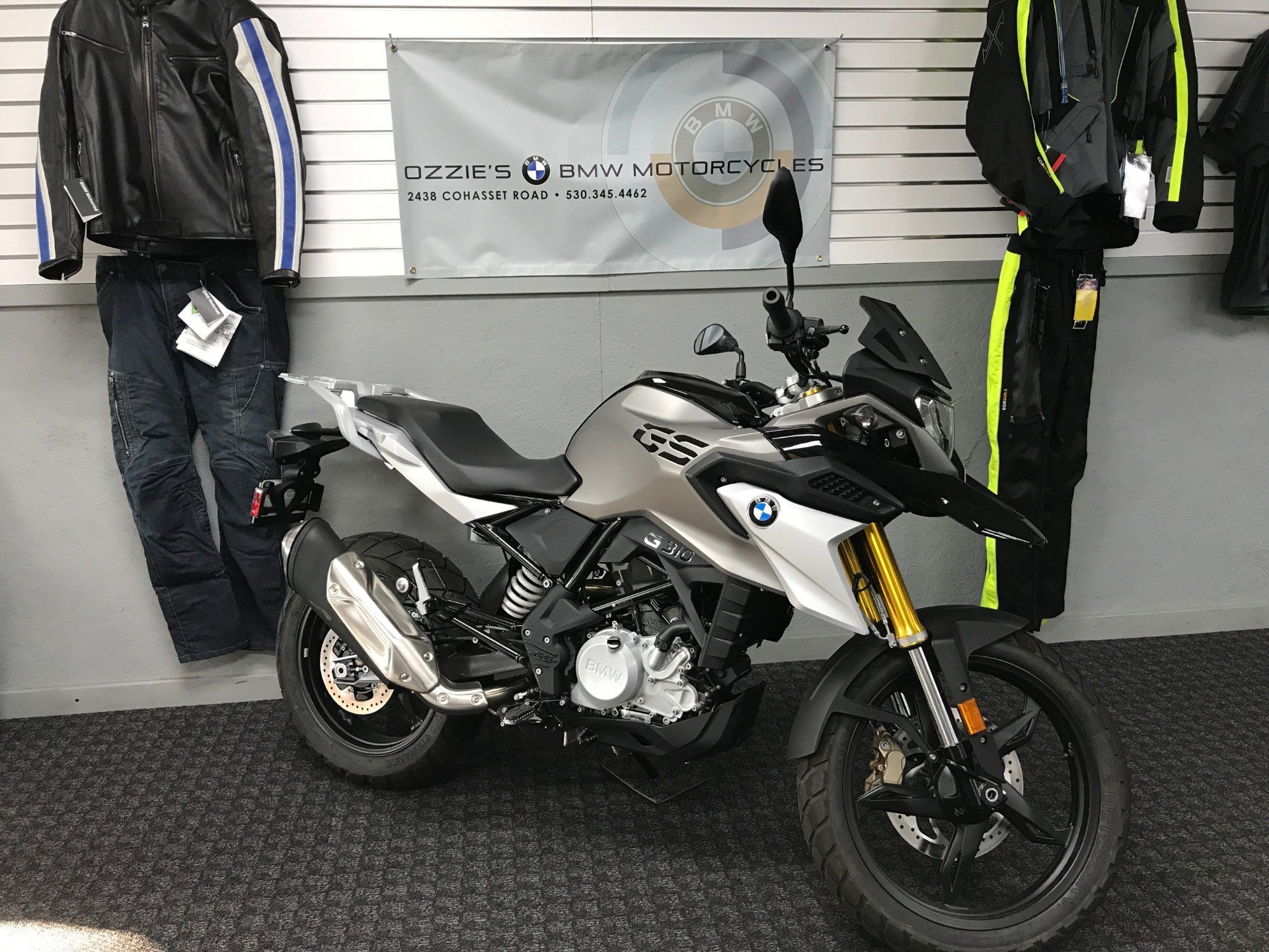 2018 BMW G 310 GS in Chico, California