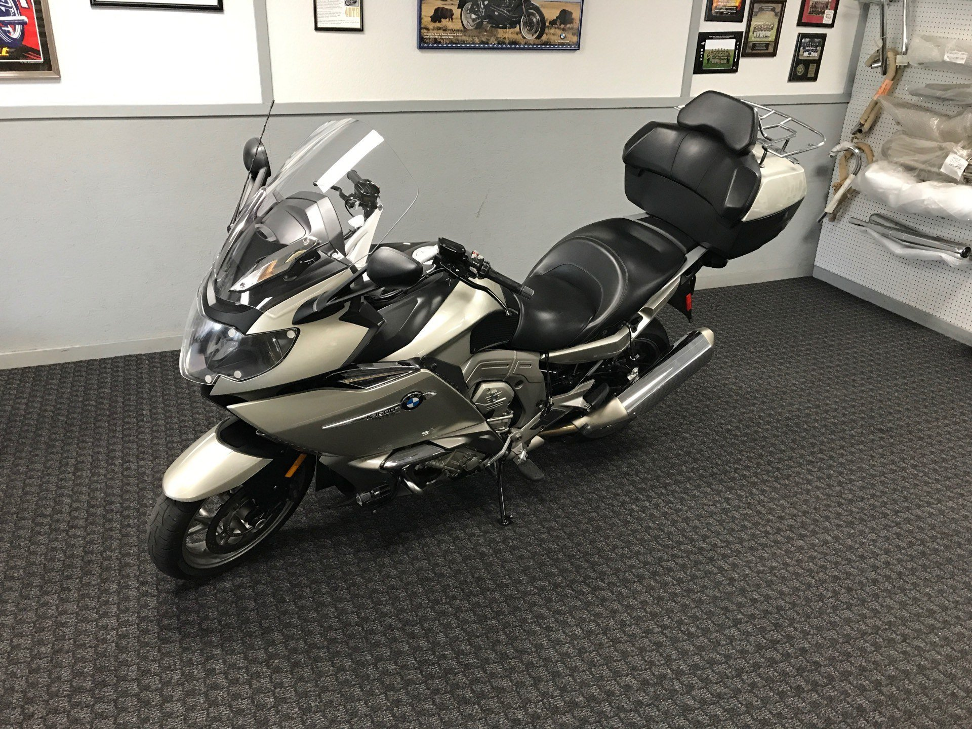 2012 BMW K 1600 GTL in Chico, California - Photo 1