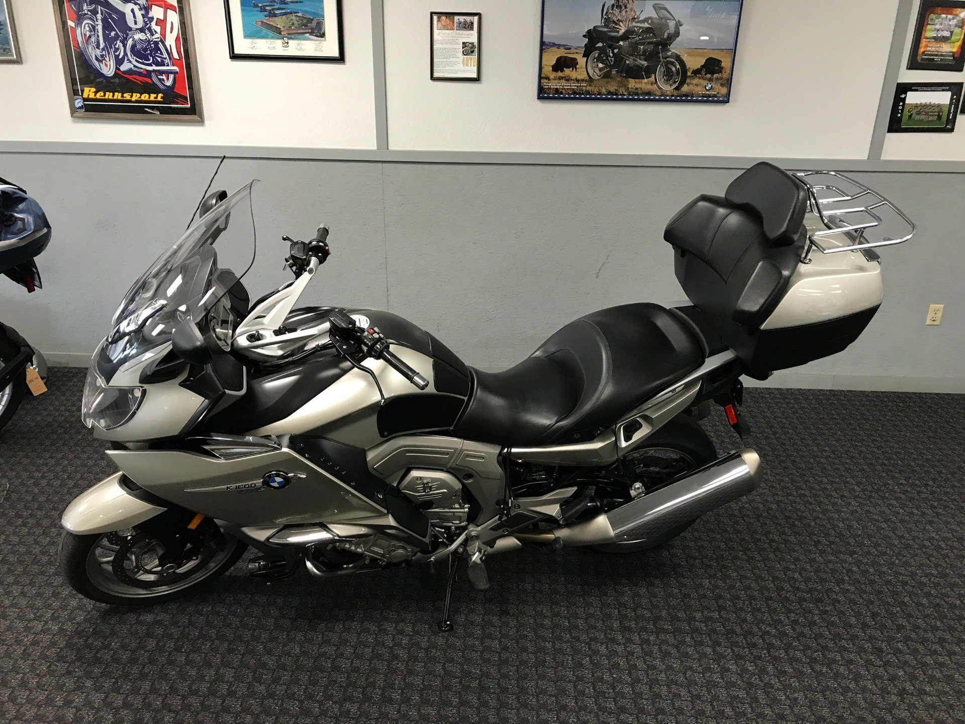 2012 BMW K 1600 GTL in Chico, California - Photo 2
