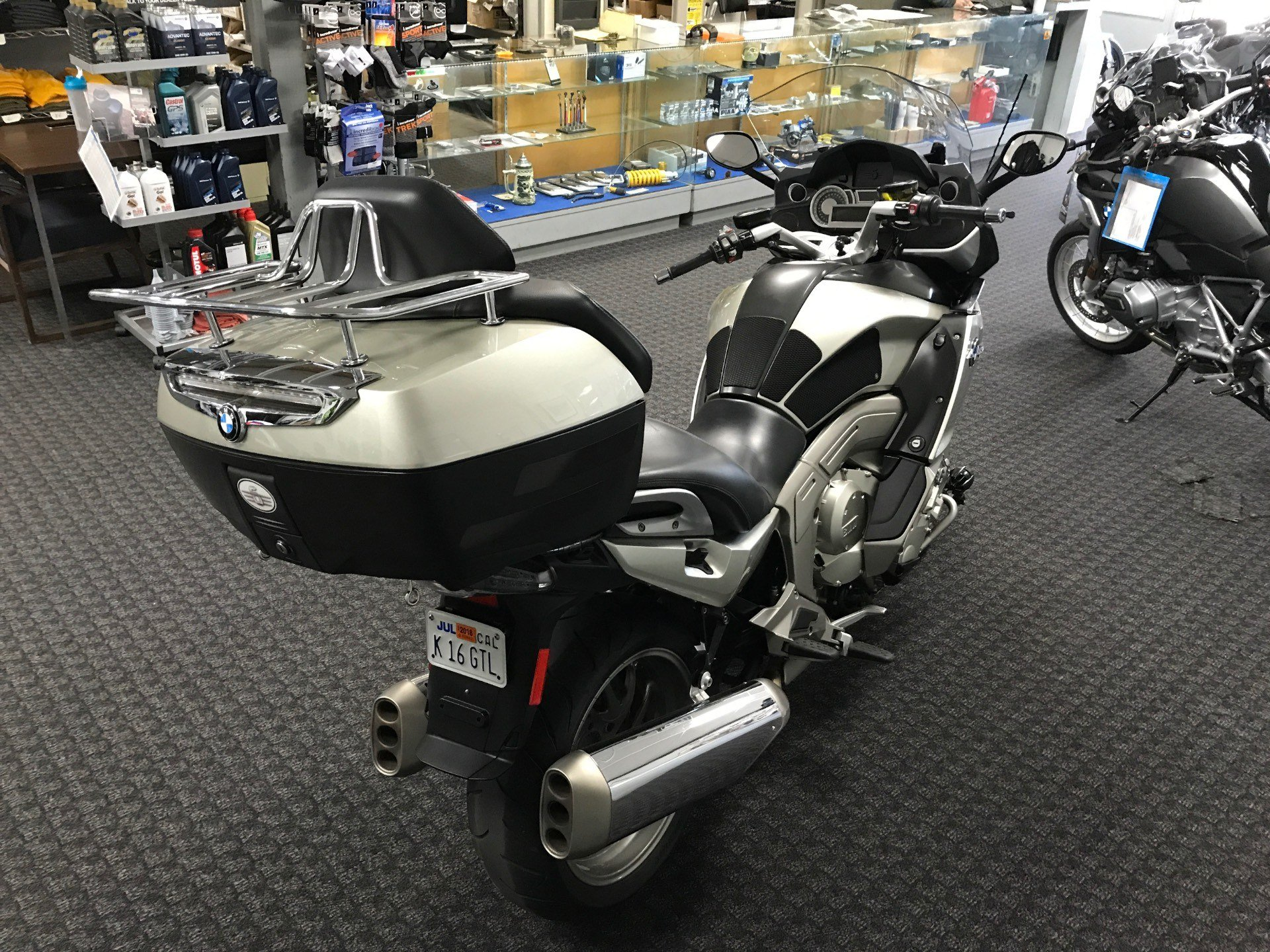 2012 BMW K 1600 GTL in Chico, California - Photo 3