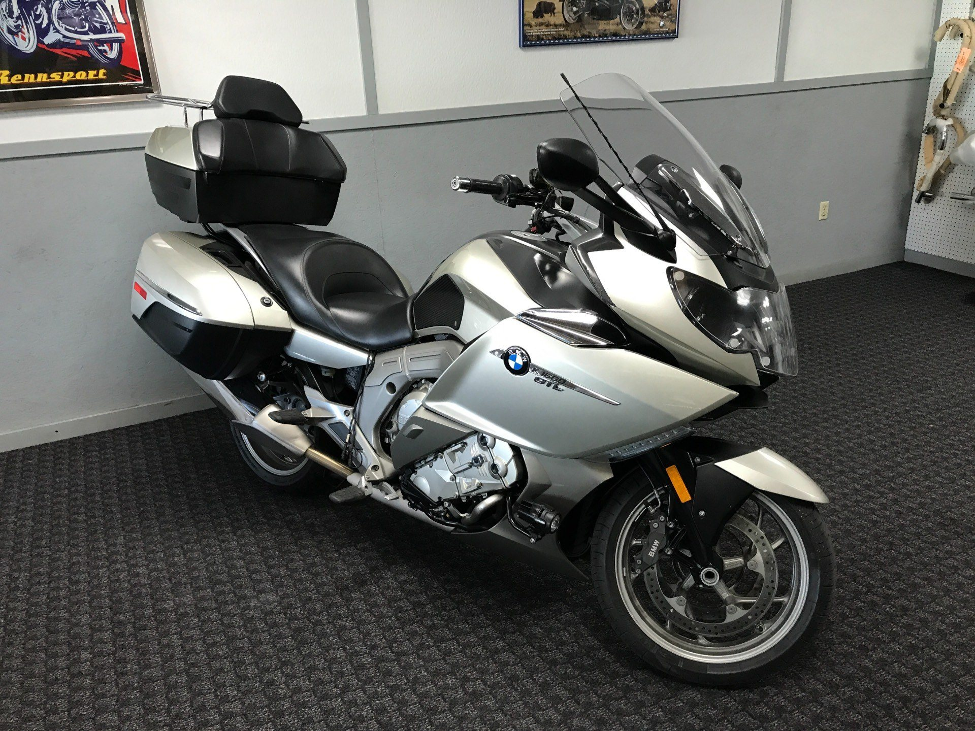 2012 BMW K 1600 GTL in Chico, California - Photo 4