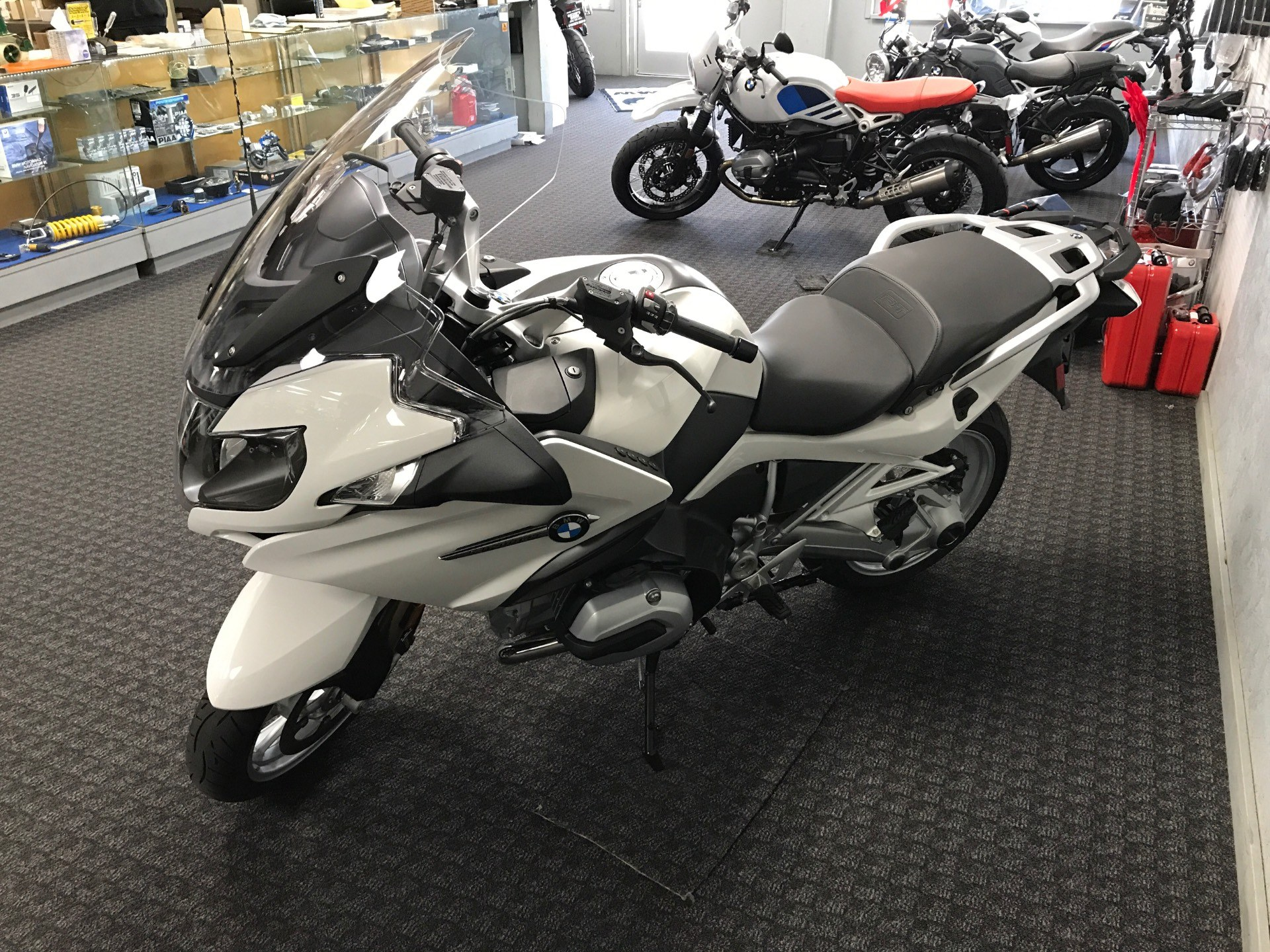 2018 BMW R 1200 RT in Chico, California