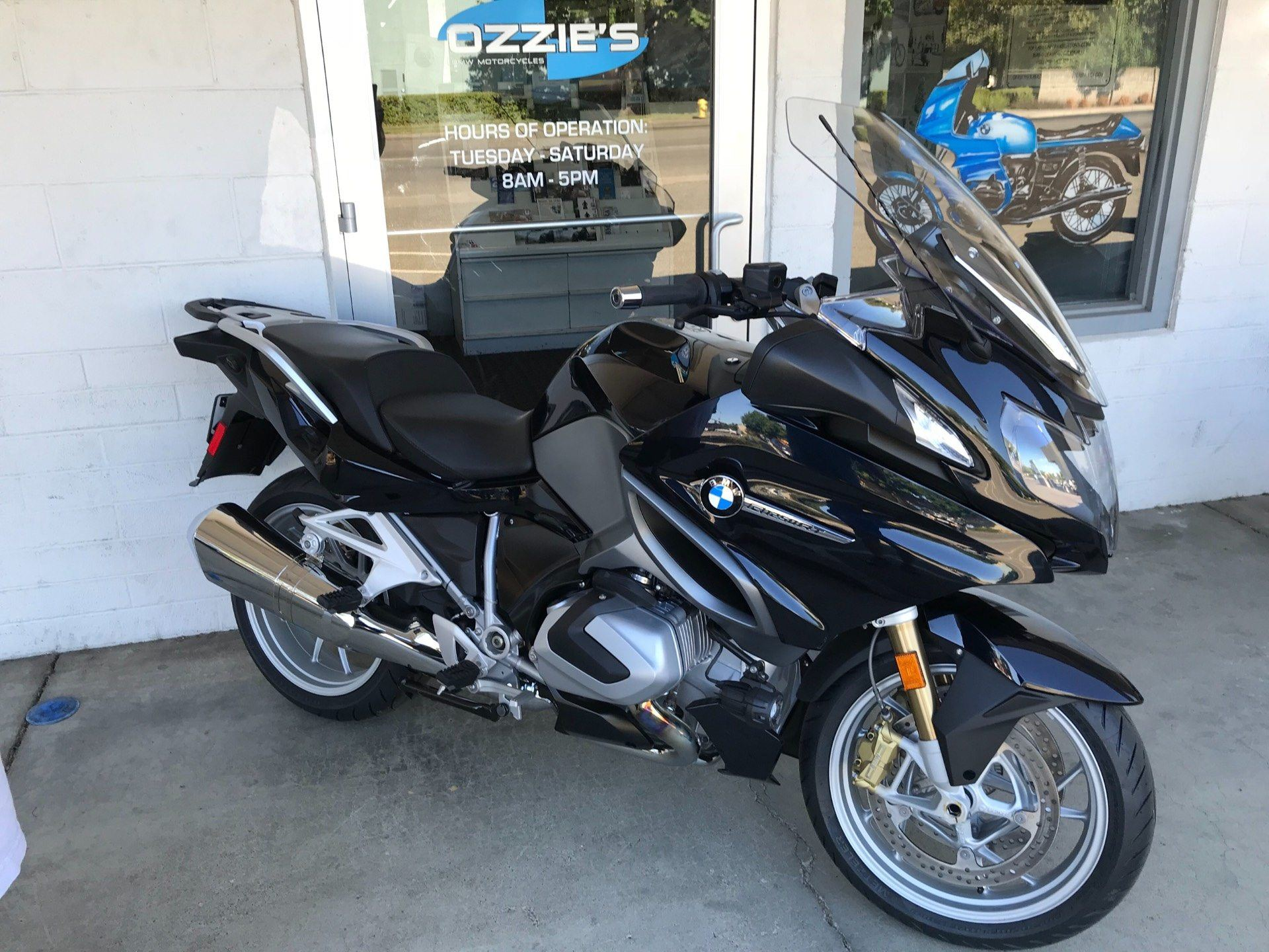 2019 BMW R 1250 RT in Chico, California