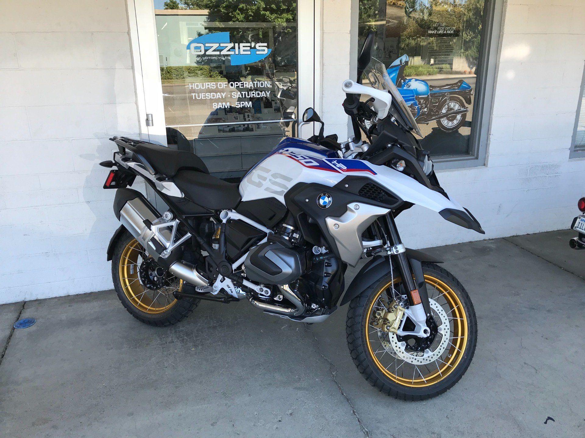 2019 Bmw R 1250 Gs In Chico California