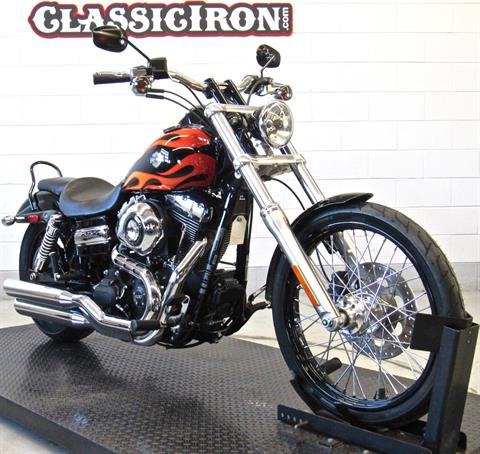 2012 Harley-Davidson Dyna® Wide Glide® in Fredericksburg, Virginia - Photo 2