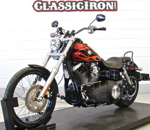 2012 Harley-Davidson Dyna® Wide Glide® in Fredericksburg, Virginia - Photo 3