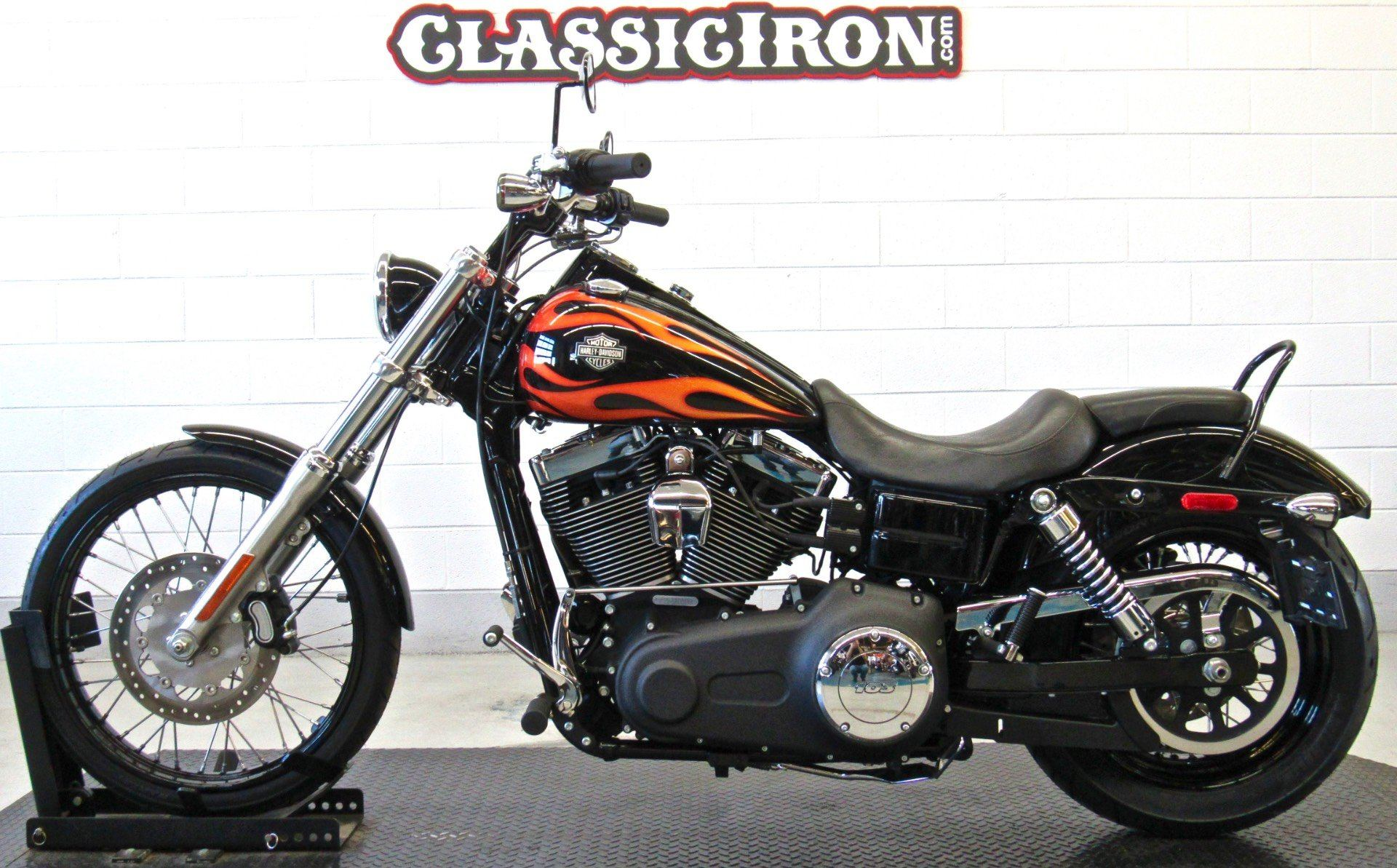 2012 Harley-Davidson Dyna® Wide Glide® in Fredericksburg, Virginia - Photo 4