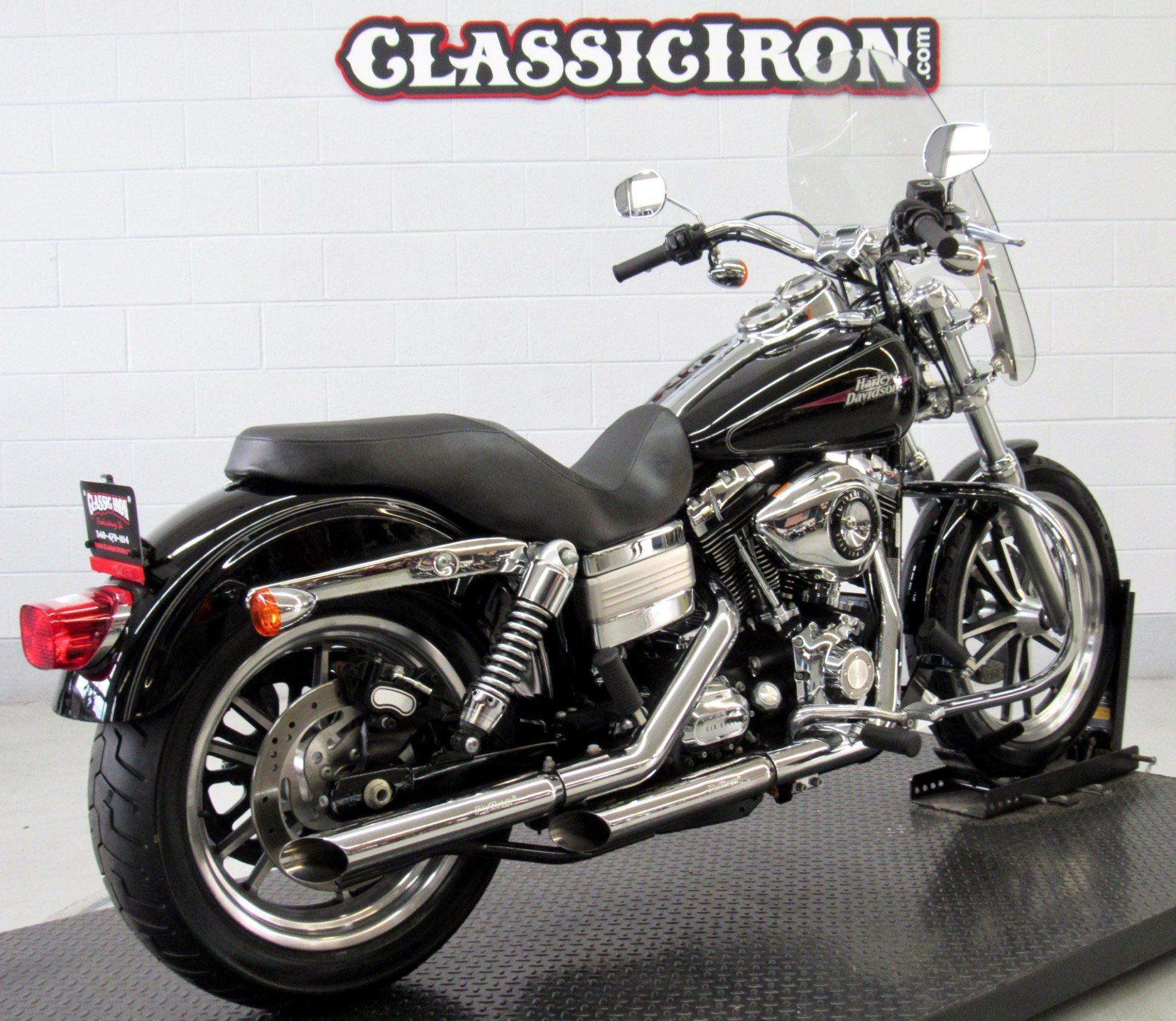 2009 Harley-Davidson Dyna® Low Rider® in Fredericksburg, Virginia - Photo 5