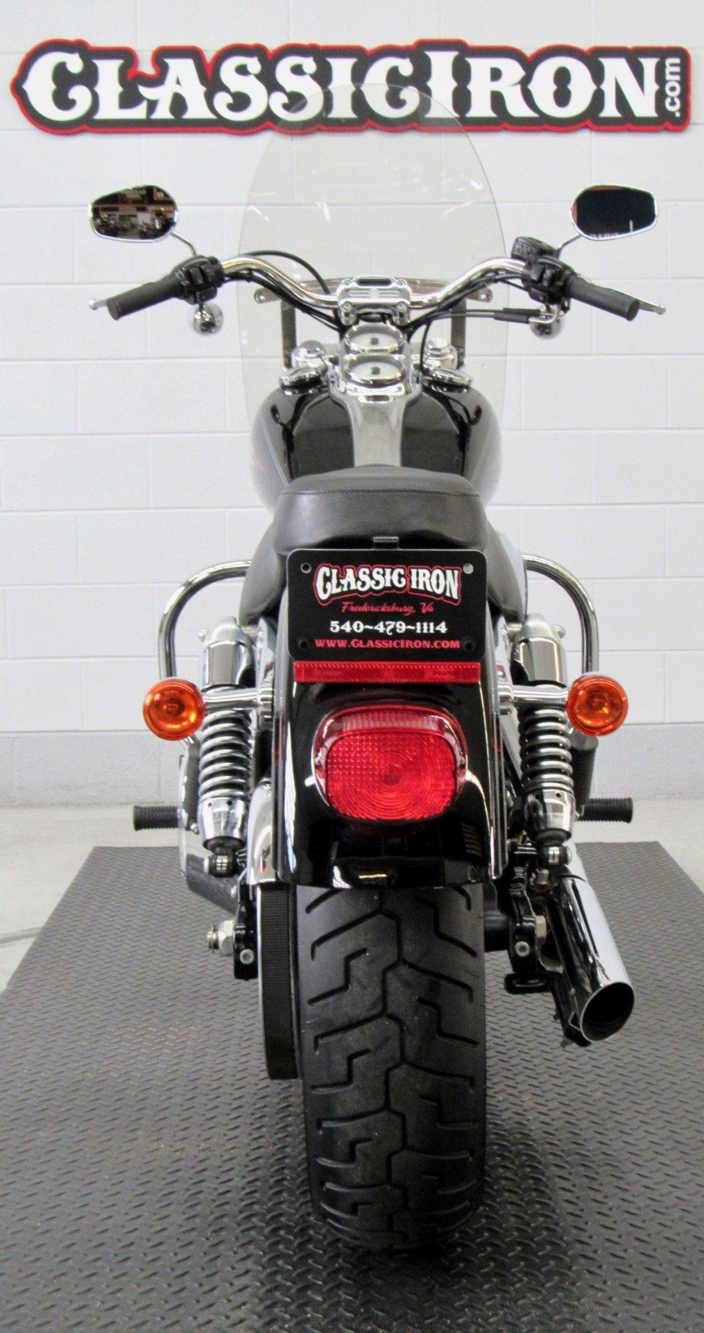 2009 Harley-Davidson Dyna® Low Rider® in Fredericksburg, Virginia - Photo 9