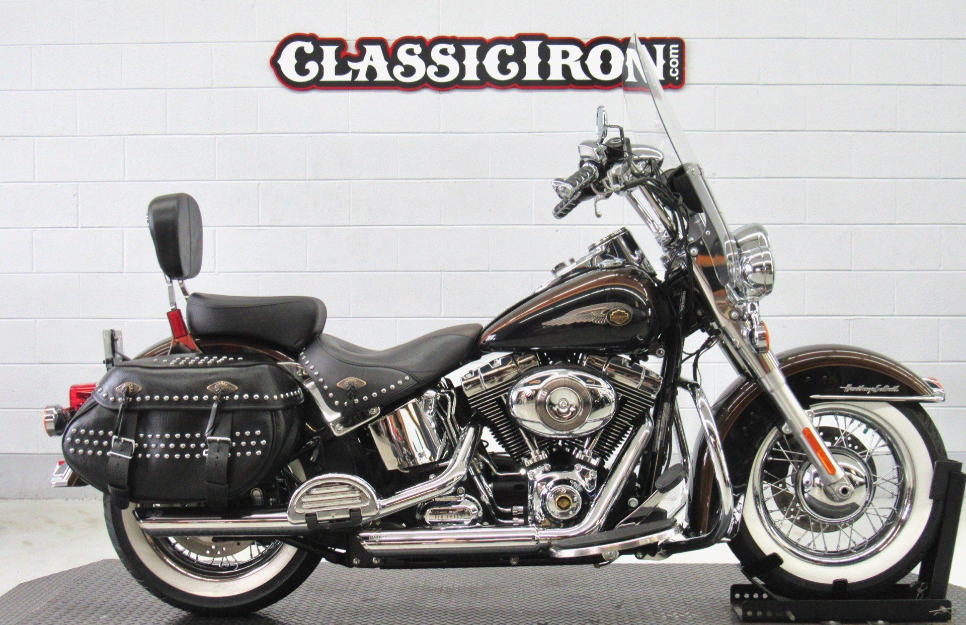 2013 Harley-Davidson Heritage Softail® Classic 110th Anniversary Edition in Fredericksburg, Virginia - Photo 1