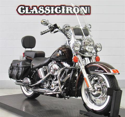 2013 Harley-Davidson Heritage Softail® Classic 110th Anniversary Edition in Fredericksburg, Virginia - Photo 2