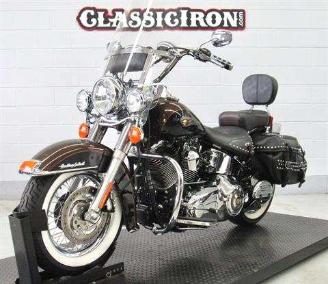 2013 Harley-Davidson Heritage Softail® Classic 110th Anniversary Edition in Fredericksburg, Virginia - Photo 3